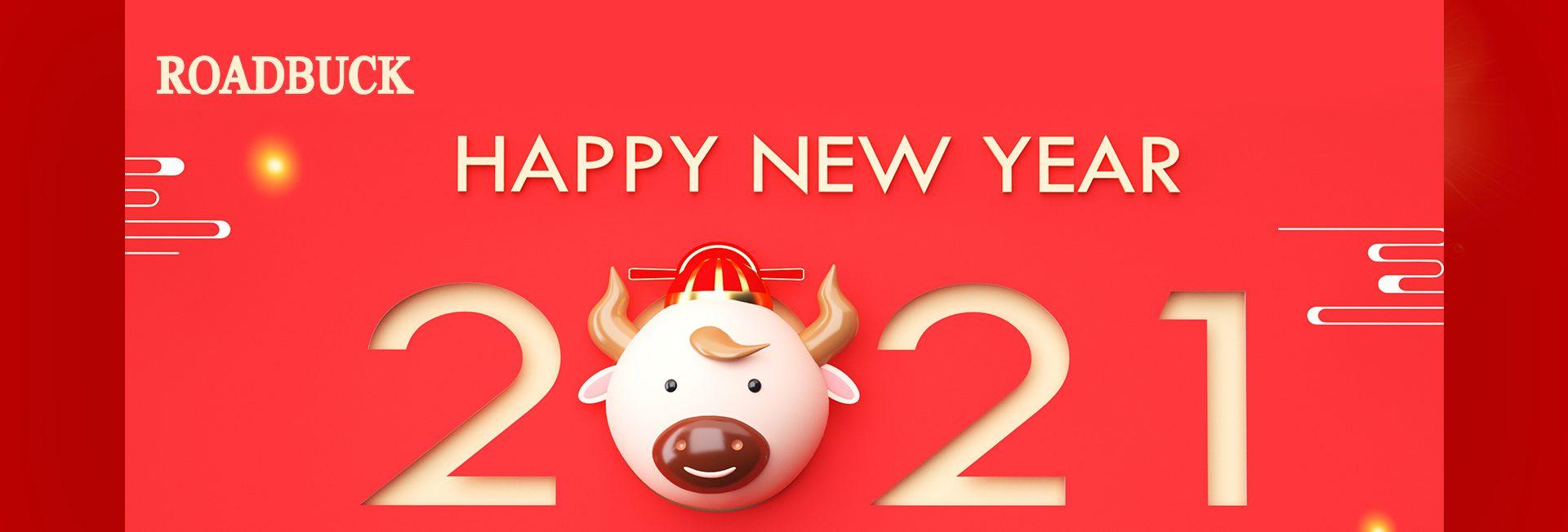 RoadBuck new year